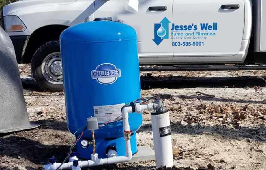 Well Pump Repair Columbia Lexington SC | Jesse's Well Pump